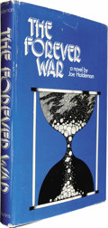 Books:Signed Editions, Joe Haldeman: Signed First Edition of The Forever War. (NewYork: St. Martin's Press, 1974), first edition, 236 pages, b...(Total: 1 Item)