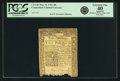 Colonial Notes:Connecticut, Colony of Connecticut May 12, 1763 10 Shillings Fr. CT-146. PCGS Extremely Fine 40 Apparent.. ...