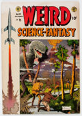 Golden Age (1938-1955):Science Fiction, Weird Science-Fantasy #25 (EC, 1954) Condition: VG+....