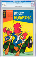 Bronze Age (1970-1979):Cartoon Character, Woody Woodpecker #107 File Copy (Gold Key, 1969) CGC NM+ 9.6Off-white to white pages....