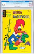 Bronze Age (1970-1979):Cartoon Character, Woody Woodpecker #119 File Copy (Gold Key, 1971) CGC NM 9.4Off-white to white pages....
