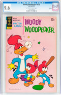 Bronze Age (1970-1979):Cartoon Character, Woody Woodpecker #125 File Copy (Gold Key, 1972) CGC NM+ 9.6Off-white to white pages....
