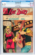 Silver Age (1956-1969):Romance, Love Diary #45 File Copy (Charlton, 1966) CGC FN+ 6.5 Off-white towhite pages....