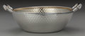 Silver Holloware, American:Bowls, A Wood & Hughes Partial Gilt Silver Two-Handled Bowl, New York,New York, circa 1890. Marks: W & H, STERLING, 138A.3-1/...