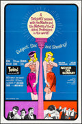 """Movie Posters:Comedy, Topkapi/Never on Sunday Combo & Other Lot (United Artists, R-1965). One Sheets (2) (27"""" X 41""""). Comedy.. ... (Total: 2 Items)"""