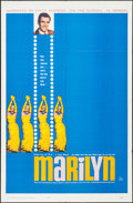 "Movie Posters:Documentary, Marilyn (20th Century Fox, 1963). One Sheet (27"" X 41""). Documentary.. ..."