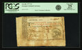 Colonial Notes:Georgia, Georgia 1777 No Resolution Date $4 Fr. GA-86. PCGS Very Fine 25 Apparent.. ...