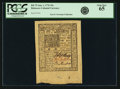 Colonial Notes:Delaware, Colony of Delaware January 1, 1776 10 Shillings Fr. DE-79. PCGS GemNew 65.. ...