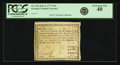 Colonial Notes:Georgia, Georgia June 8, 1777 $4/5 Fr. GA-102. PCGS Extremely Fine 40.. ...