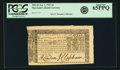 Colonial Notes:Maryland, Maryland January 1, 1767 $2 Fr. MD-45. PCGS Gem New 65PPQ.. ...