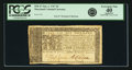 Colonial Notes:Maryland, Maryland January 1, 1767 $6 Fr. MD-47. PCGS Extremely Fine 40Apparent.. ...
