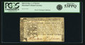 Colonial Notes:Maryland, Maryland March 1, 1770 $1/2 Fr. MD-53. PCGS About New 53PPQ.. ...