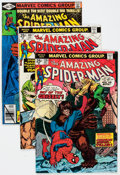 Bronze Age (1970-1979):Superhero, The Amazing Spider-Man Group of 70 (Marvel, 1974-81) Condition:Average VF.... (Total: 70 Comic Books)