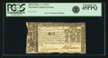 Colonial Notes:Maryland, Maryland March 1, 1770 $2 Fr. MD-56. PCGS Extremely Fine 45PPQ.. ...