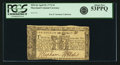 Colonial Notes:Maryland, Maryland April 10, 1774 $1 Fr. MD-66. PCGS About New 53PPQ.. ...