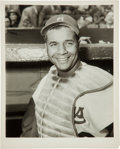 Baseball Collectibles:Photos, 1950's Roy Campanella Original Photograph, PSA/DNA Type 1. ...