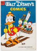 Golden Age (1938-1955):Cartoon Character, Walt Disney's Comics and Stories #149 (Dell, 1953) Condition:VG+....