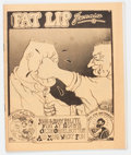Silver Age (1956-1969):Alternative/Underground, Fat Lip Funnies #nn (Rag Studios, 1969) Condition: VF....
