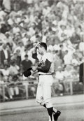 Baseball Collectibles:Photos, 1960's Sandy Koufax Original Oversized Photograph, PSA/DNA Type 1....