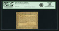 Colonial Notes:Maryland, State of Maryland October 17, 1780 Small Denomination Act $1/6 Fr.MD-125. PCGS Very Fine 30 Apparent.. ...