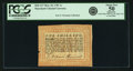 Colonial Notes:Maryland, State of Maryland May 10, 1781 1 Shilling Fr. MD-127. PCGS AboutNew 50 Apparent.. ...