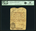 Colonial Notes:Massachusetts, Province of the Massachusetts Bay November 17, 1708 40 Shillings Contemporary Counterfeit Fr. MA-24 PCGS Extremely Fine 40 App...
