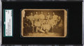 Baseball Cards:Singles (Pre-1930), Circa 1860 Brooklyn Atlantics Baseball Card, SGC Authentic....