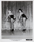 """Miscellaneous Collectibles:General, 1953 Marilyn Monroe & Jane Russell """"Gentlemen Prefer Blondes"""" Promotional Movie Photograph, PSA/DNA Type 1...."""