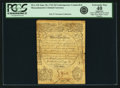Colonial Notes:Massachusetts, Province of Massachusetts Bay June 20, 1744 2 Pence ContemporaryCounterfeit Fr. MA-120. PCGS Extremely Fine 40 Apparent.. ...