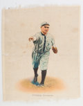 Baseball Collectibles:Others, 1912 S81 Large Silk Marty O'Toole #87.. ...