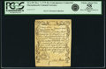 Colonial Notes:Massachusetts, Massachusetts Bay December 7, 1775 36 Shillings ContemporaryCounterfeit Fr. MA-187. PCGS Choice About New 58 Apparent.. ...