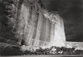 Photographs:Gelatin Silver, William Clift (American, b. 1944). White House Ruin, Canyon deChelly, Arizona, 1975. Gelatin silver. 6-3/4 x 9-7/8 inch...