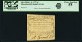 Colonial Notes:Massachusetts, Massachusetts October 16, 1778 3 Pence Fr. MA-255. PCGS Choice About New 58.. ...