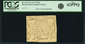 Colonial Notes:Massachusetts, Massachusetts October 16, 1778 6 Pence Fr. MA-257. PCGS New 62PPQ.. ...