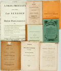 Books:Americana & American History, [American History]. Group of Eight. Various publishers and dates,... (Total: 8 Items)