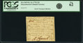 Colonial Notes:Massachusetts, Massachusetts October 16, 1778 12 Pence Fr. MA-260. PCGS New 62.....
