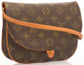 "Luxury Accessories:Bags, Louis Vuitton Classic Monogram Canvas Knot Bag. ExcellentCondition. 8"" Width x 6.5"" Height x 2.5"" Depth, 16"" ShoulderDro..."