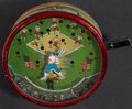 "Baseball Collectibles:Others, 1903 ""Baseball Game Today"" Mechanical Arcade Game...."