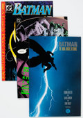 Modern Age (1980-Present):Superhero, Batman Group of 17 (DC, 1990s) Condition: Average NM-.... (Total:17 Comic Books)