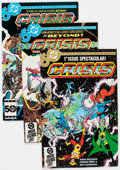 Modern Age (1980-Present):Superhero, Crisis on Infinite Earths Group of 44 (DC, 1985-86) Condition:Average NM-.... (Total: 44 Comic Books)