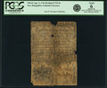 Colonial Notes:New Hampshire, Province of New Hampshire April 3, 1742 Redated 1743 6 ShillingsFr. NH-62. PCGS Good 06 Apparent.. ...
