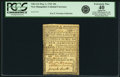 Colonial Notes:New Hampshire, Province of New Hampshire May 1, 1761 10 Shillings Fr. NH-114. PCGS Extremely Fine 40 Apparent.. ...