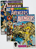 Modern Age (1980-Present):Superhero, The Avengers Box Lot (Marvel, 1981-90) Condition: Average VF....(Total: 2 Box Lots)