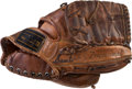 Baseball Collectibles:Others, Circa 1960 Ron Santo Game Used Glove. ...