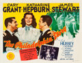 "Movie Posters:Comedy, The Philadelphia Story (MGM, 1940). Half Sheet (22"" X 28"").. ..."