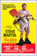 """Movie Posters:Comedy, The Jerk (Universal, 1979). One Sheet (27"""" X 41"""") Style B. Comedy.. ..."""
