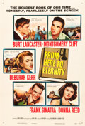 "Movie Posters:Academy Award Winners, From Here to Eternity (Columbia, 1953). One Sheet (27.5"" X 41"")....."