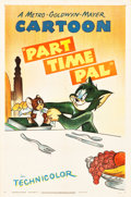 "Movie Posters:Animation, Part Time Pal (MGM, 1946). One Sheet (27"" X 41"").. ..."