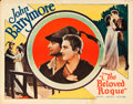 "Movie Posters:Adventure, Beloved Rogue (United Artists, 1927). Half Sheet (22"" X 28"").. ..."