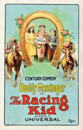 "Movie Posters:Comedy, The Racing Kid (Universal, 1924). One Sheet (26.5"" X 40"").. ..."